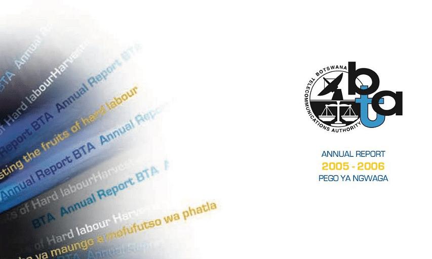 BOCRA Annual Report 2005-06