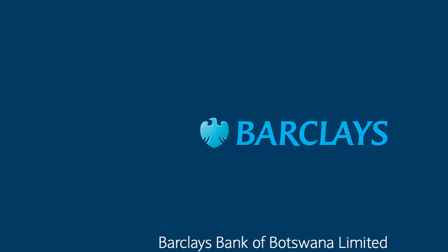 Barclays Bank of Botswana Annual Report 2009
