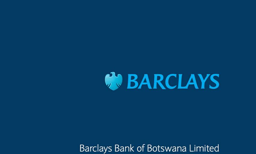 Barclays Bank of Botswana Annual Report 2009
