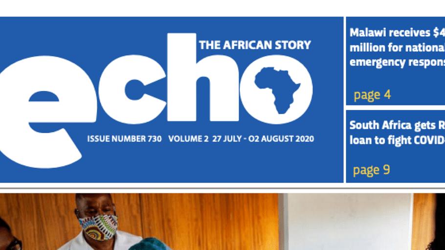 Echo 27 July 2020