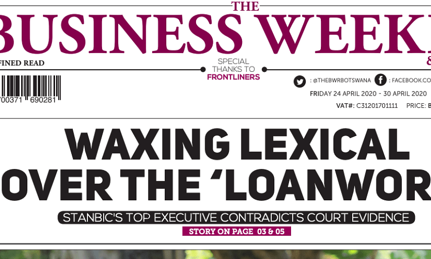 The Business Weekly & Review 24 April 2020