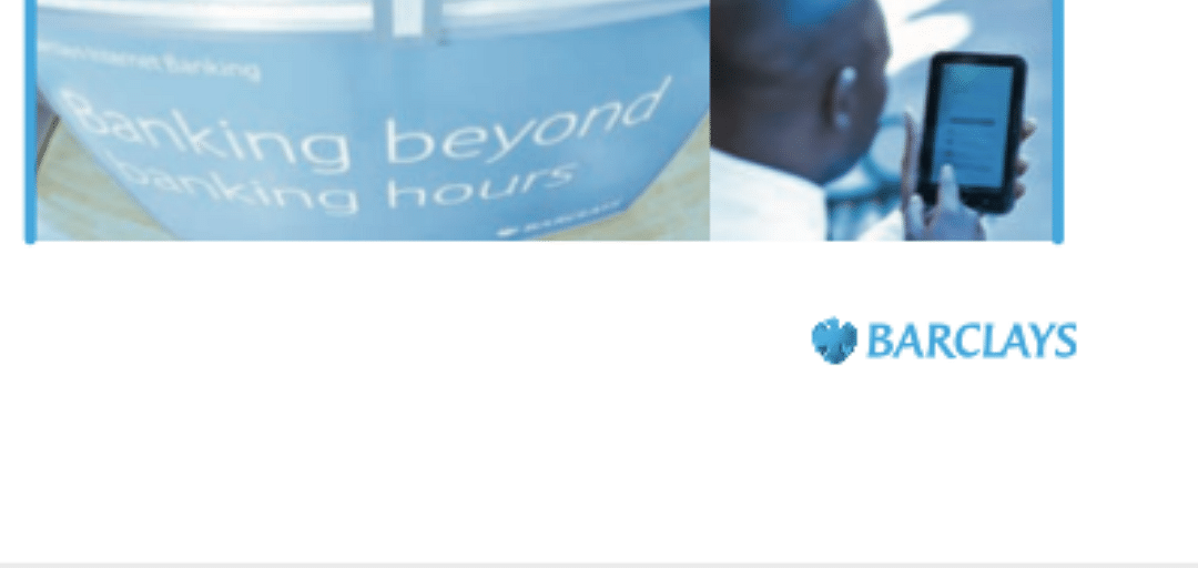 Barclays Bank of Botswana Annual Report 2012