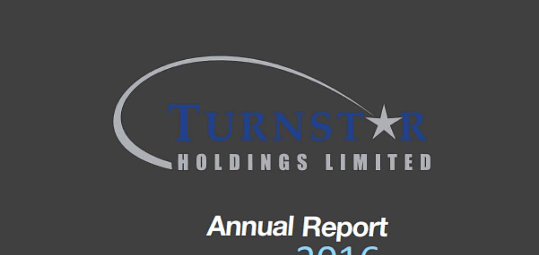 Turnstar Annual Report 2016