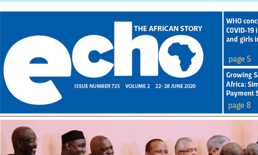 Echo 22 June 2020