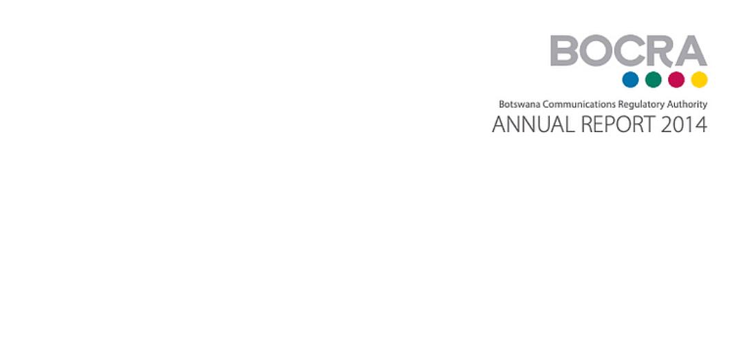 BOCRA Annual Report 2014