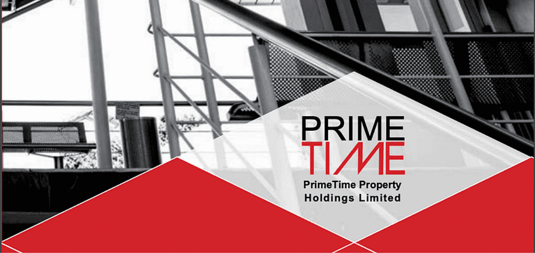 PrimeTime Property Holdings Annual Report 2016