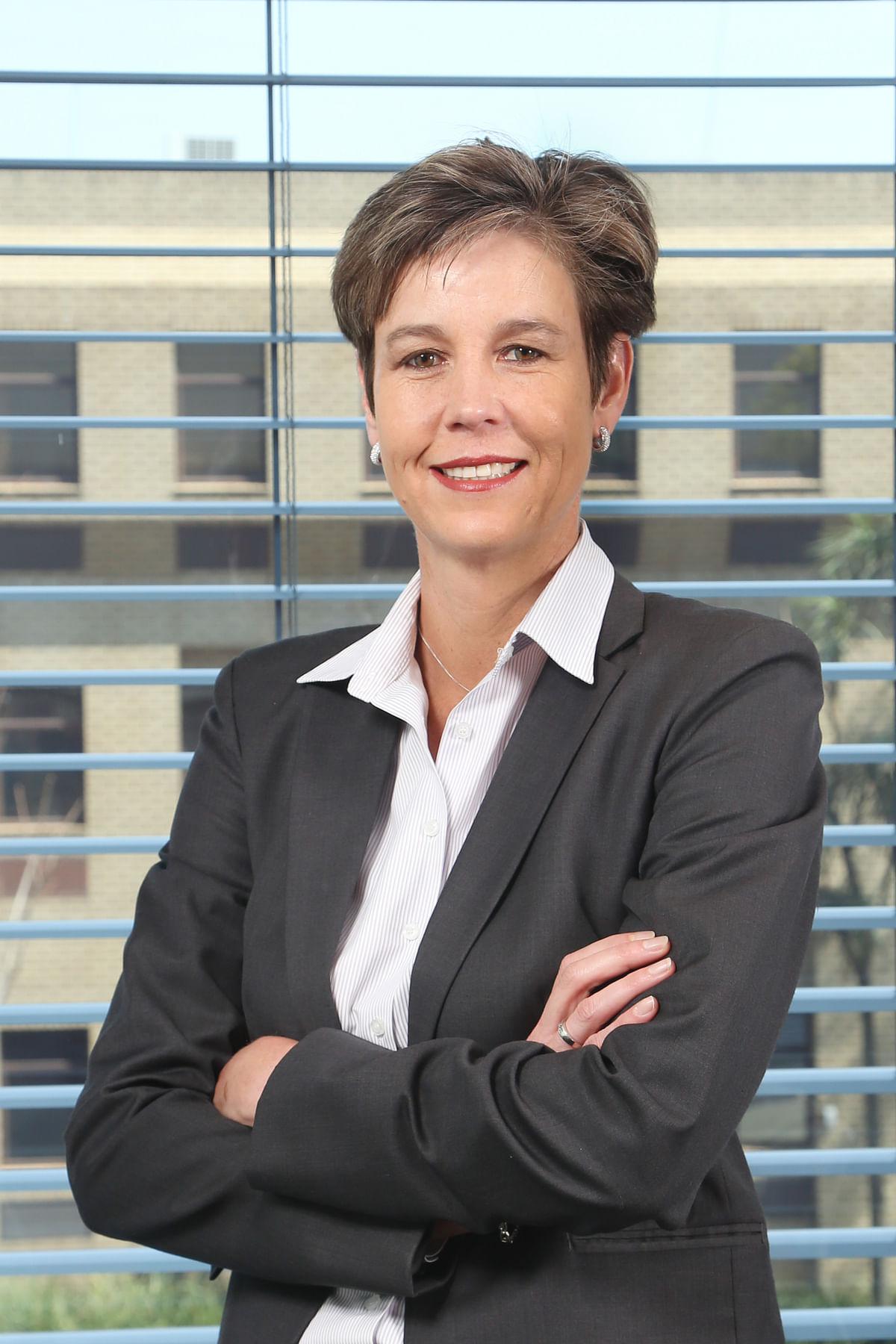 Standard Bank Head of Power, Ms. Rentia van Tonder