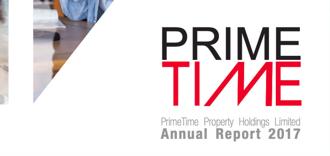 PrimeTime Property Holdings Annual Report 2017