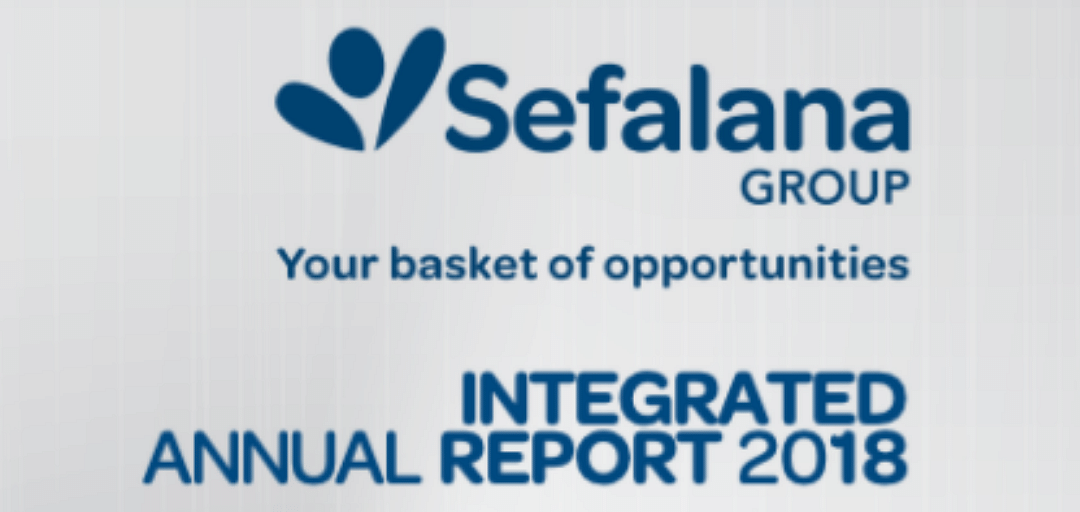 Sefalana Annual Report 2018