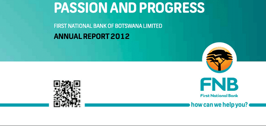 FNBB Annual Report 2012