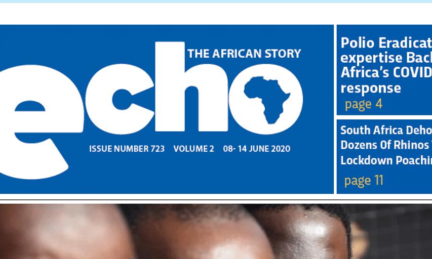 Echo 8 June 2020