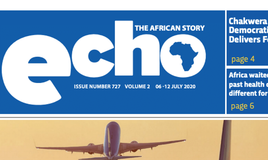 Echo 6 July 2020