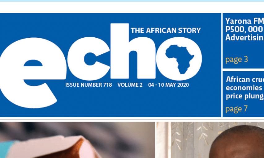 Echo 4 May 2020