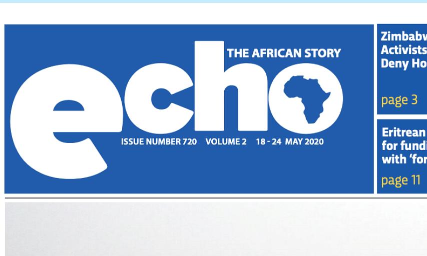 Echo 18 May 2020