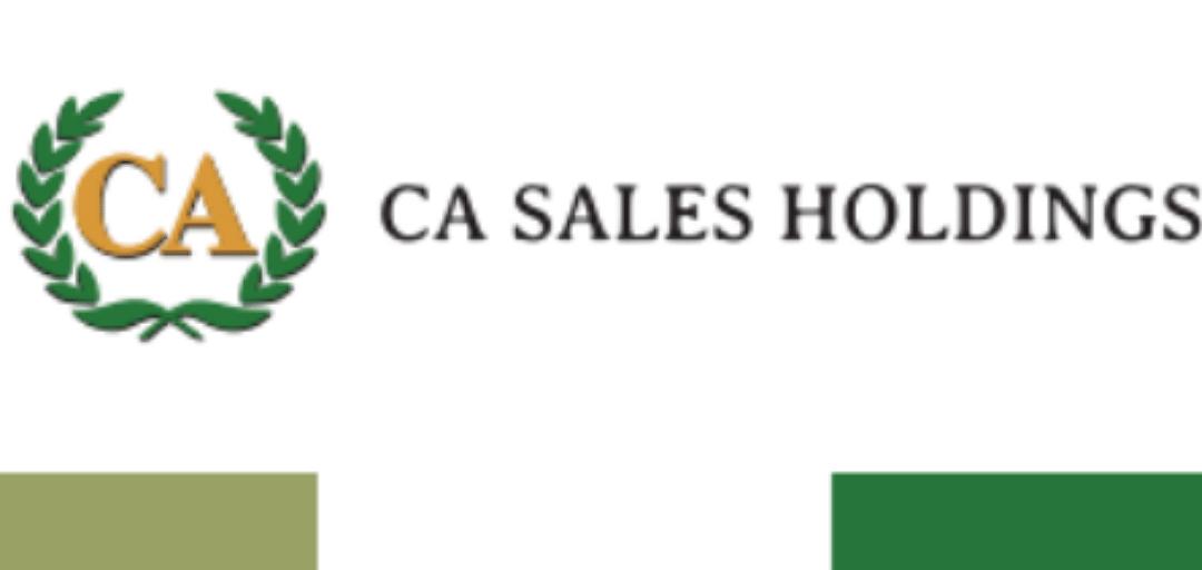 CA Sales Annual Report 2017