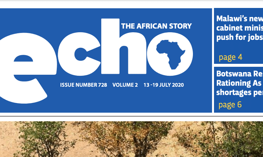 Echo 13 July 2020