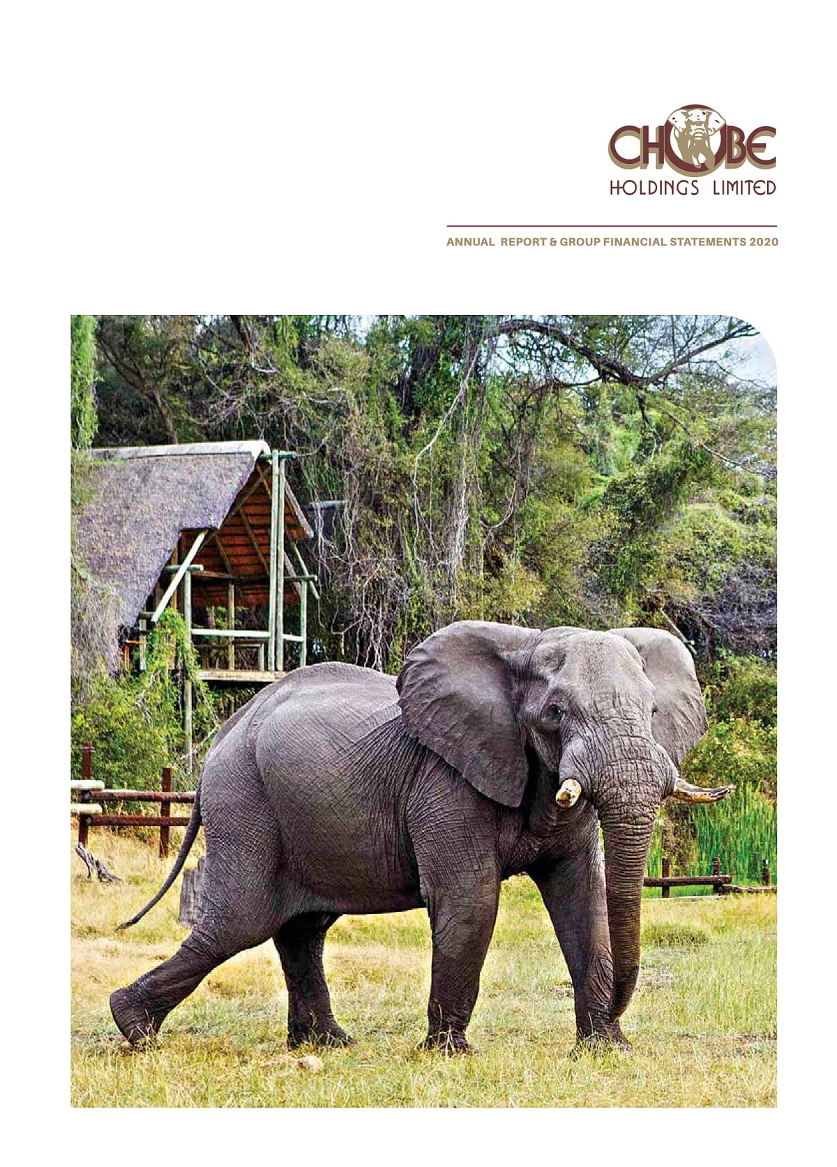Chobe Holdings Limited Annual Report 2020