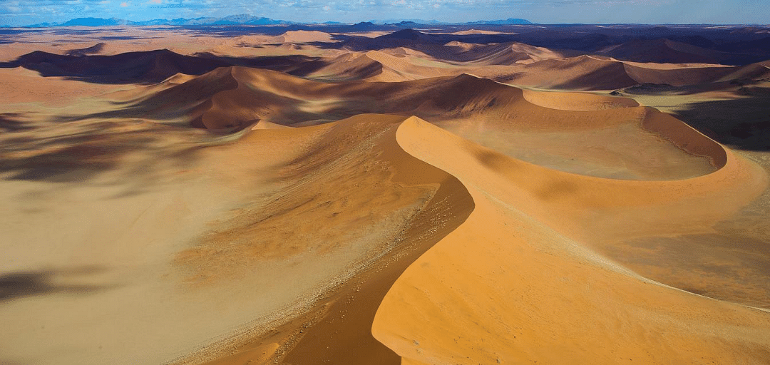 Reconnect to Africa - Explore Namibia: Land of Splendour