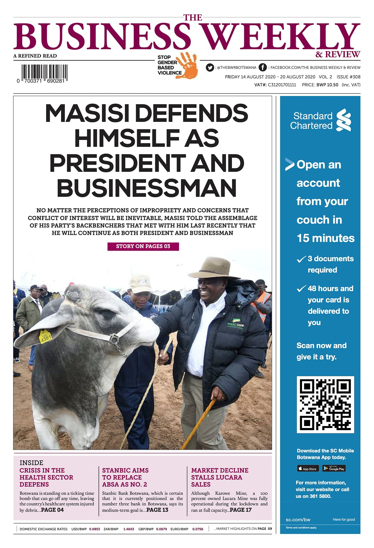The Business Weekly & Review 14 August 2020