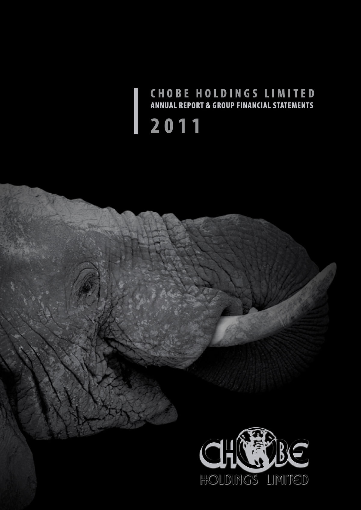 Chobe Holdings Limited Annual Reports 2011