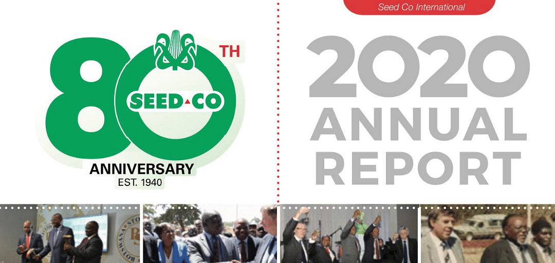Seed Co International Annual Report 2020