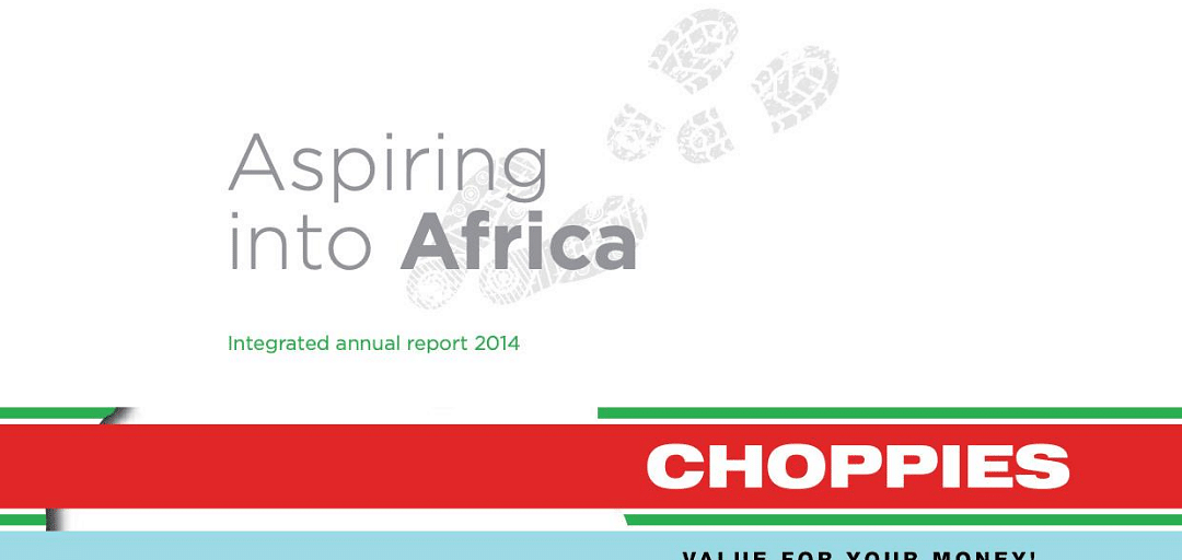 Choppies Enterprises Limited Annual Report 2014