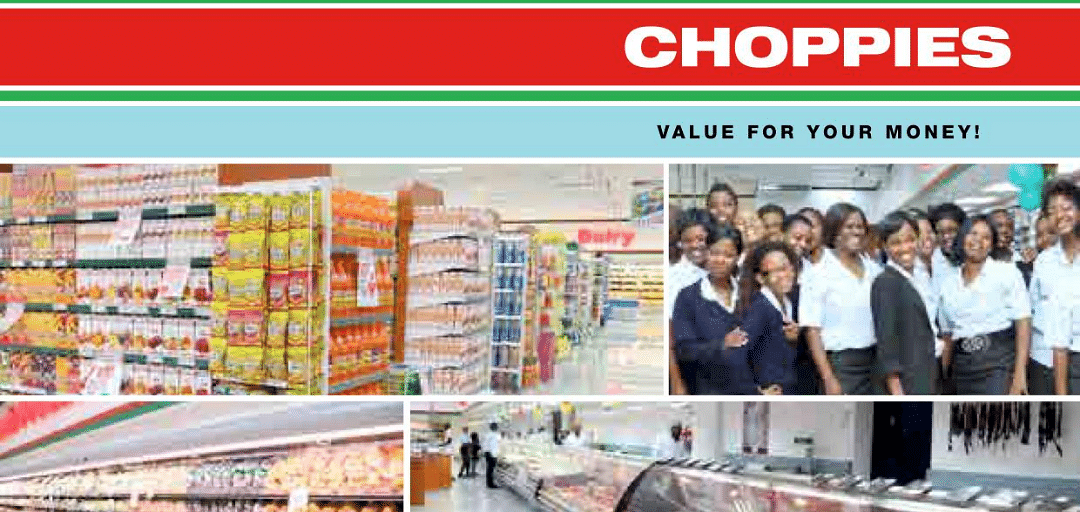 Choppies Enterprises Limited Annual Report 2015