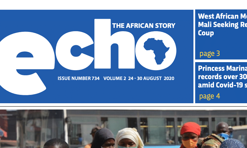 Echo 24 August 2020