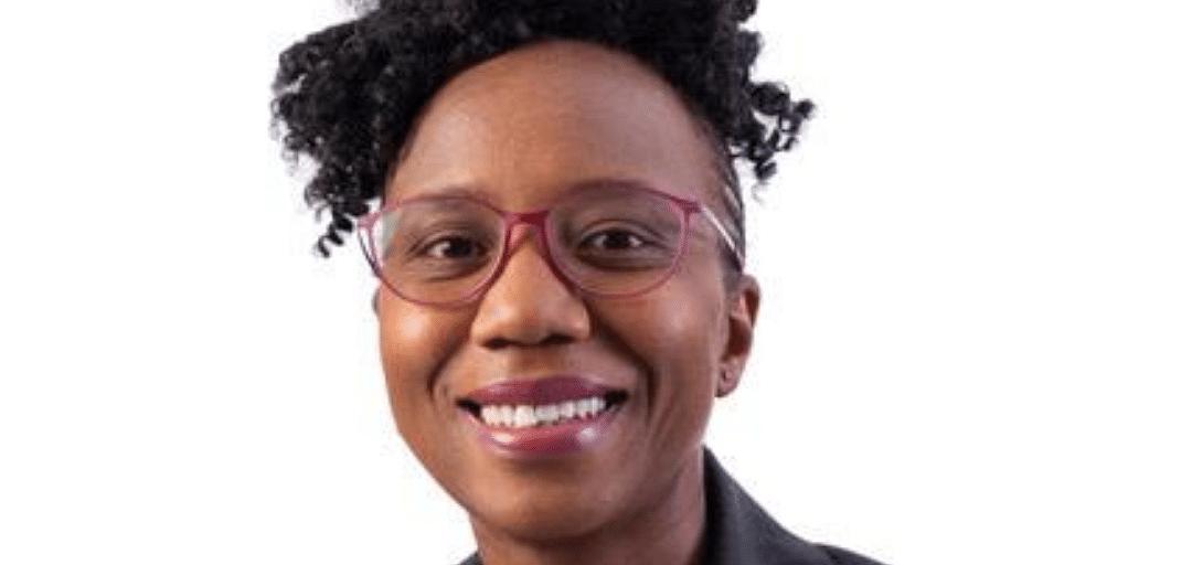 Absa Bank Botswana Retail Director, Ms. Valeta Mthimkhulu