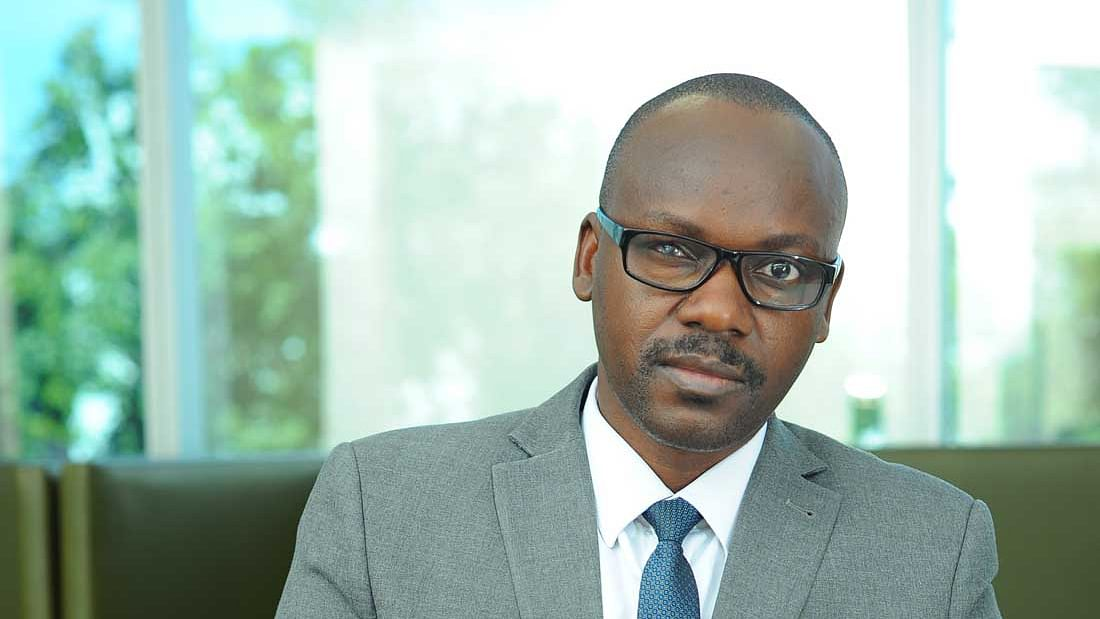Standard Chartered Bank Botswana Limited Chief Financial Officer, Dr. Mbako Mbo