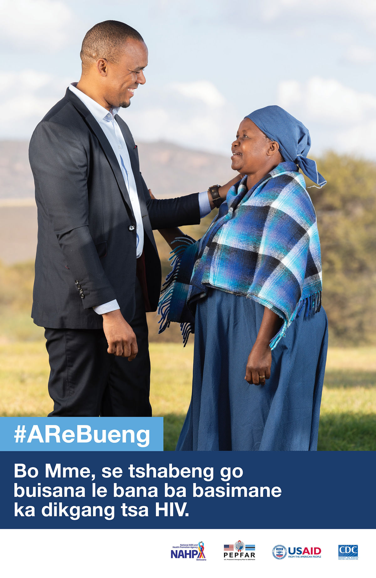 #AReBueng Campaign