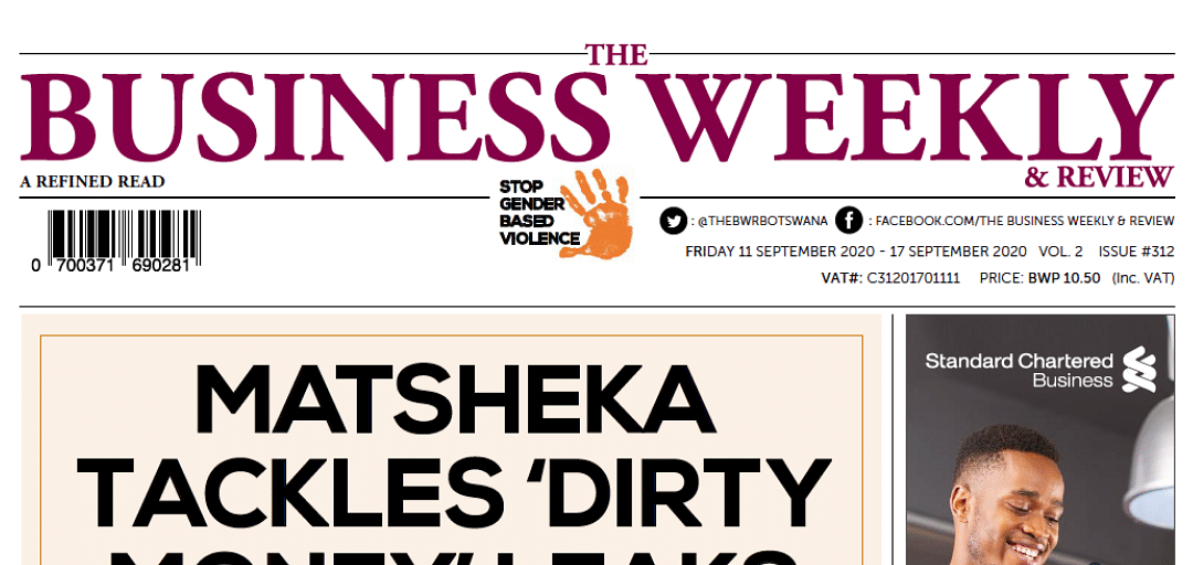 The Business Weekly & Review 11 September 2020