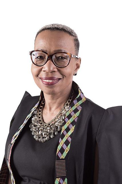 The BIHL Group CEO, Catherine Lesetedi