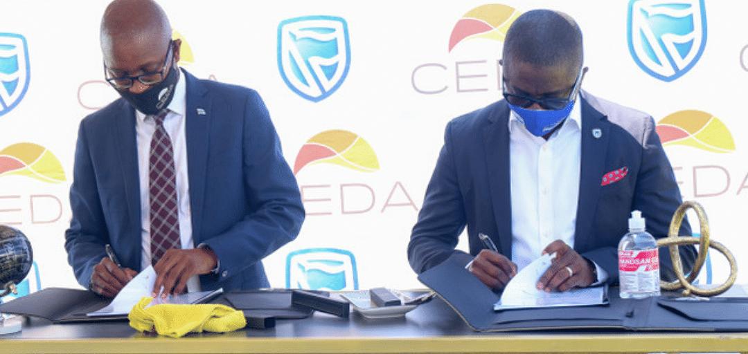 CEDA, Stanbic Bank Botswana Sign Landmark Agreement