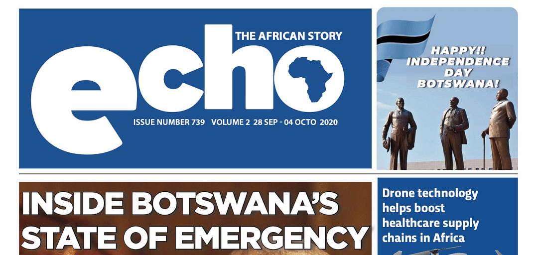 Echo 28 September 2020