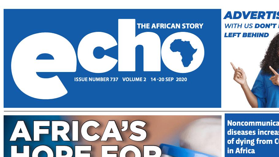 Echo 14 September 2020