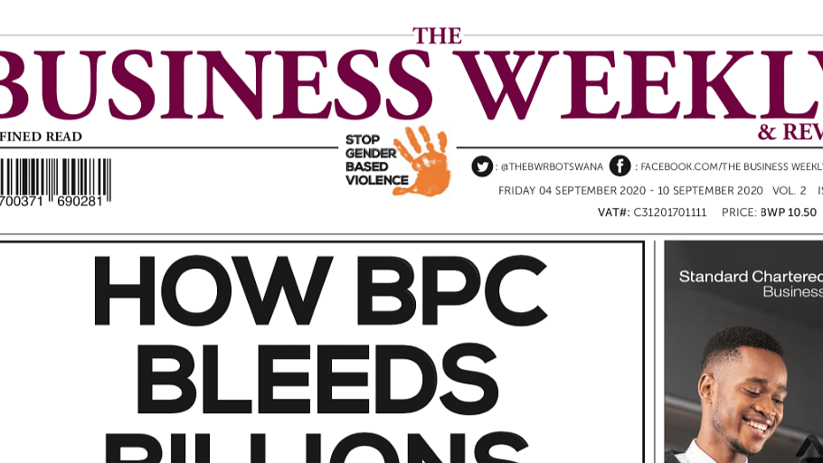 The Business Weekly & Review 4 September 2020