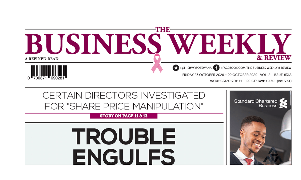 The Business Weekly & Review 23 October 2020