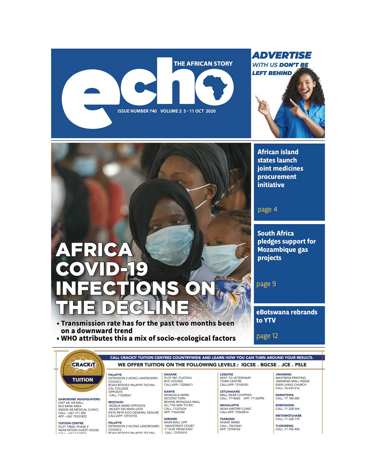 Echo 05 October 2020