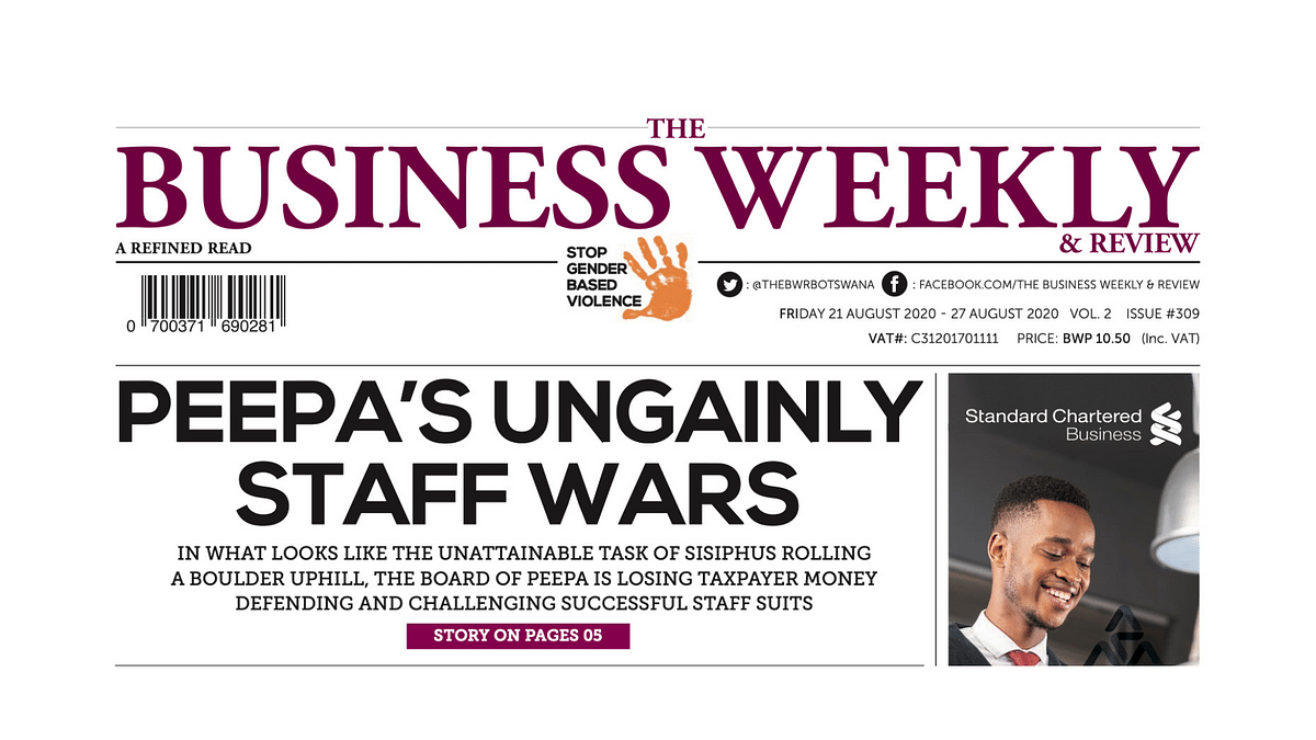 The Business Weekly & Review 21 August 2020
