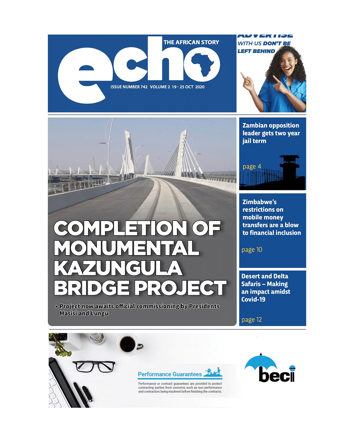 Echo 19 Oct 2020