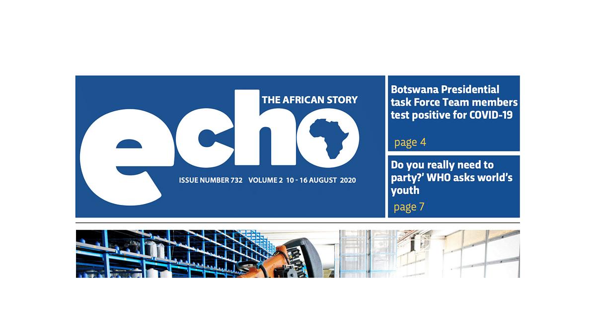 Echo 10 August 2020