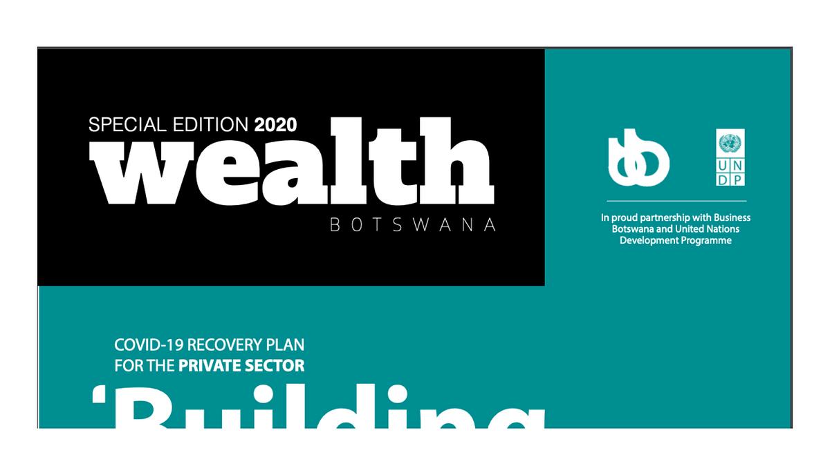 Wealth Botswana September 2020