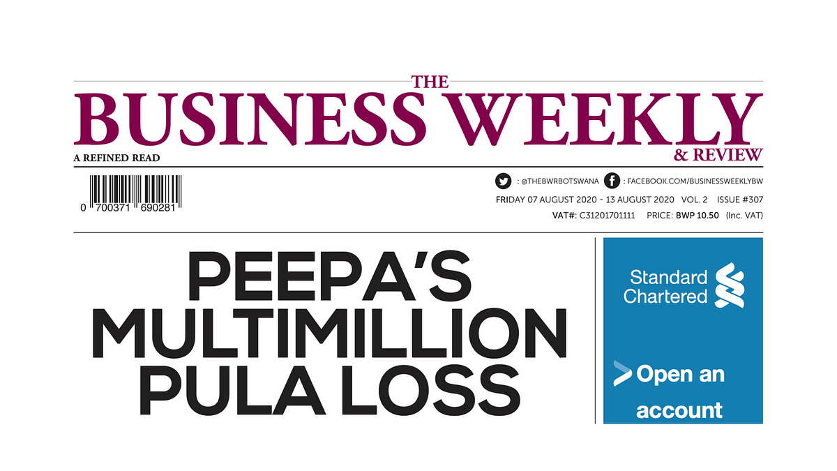 The Business Weekly & Review 07 August 2020