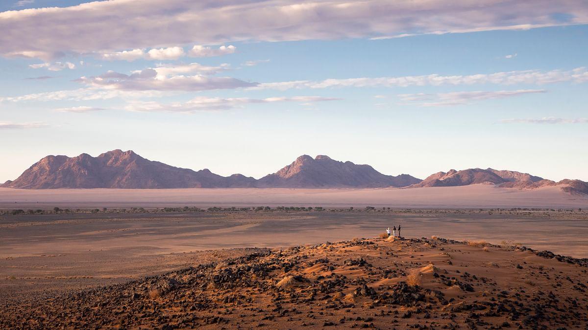 Little Kulala, a Desert Retreat