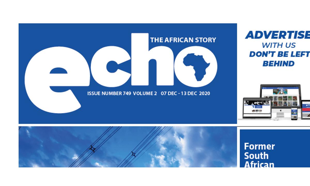 Echo 7 December 2020