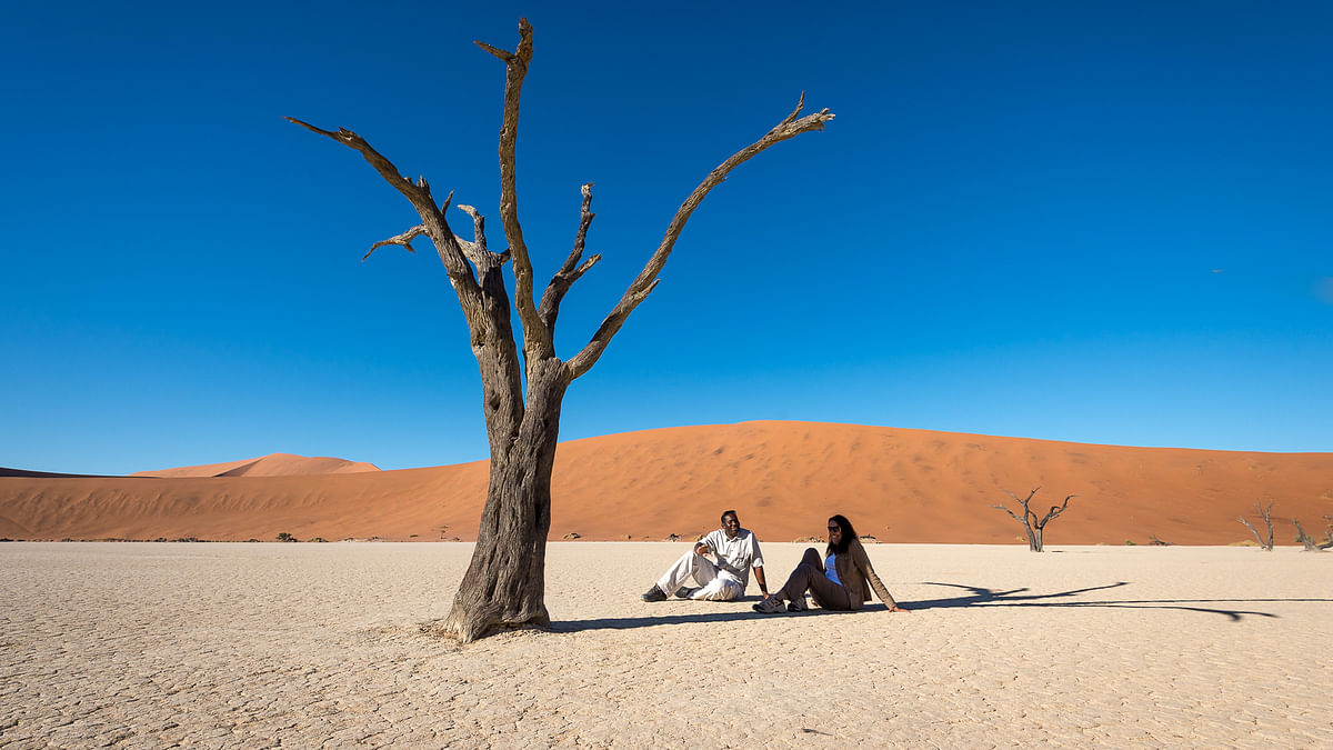 Little Kulala - Endless Adventures in the Namib