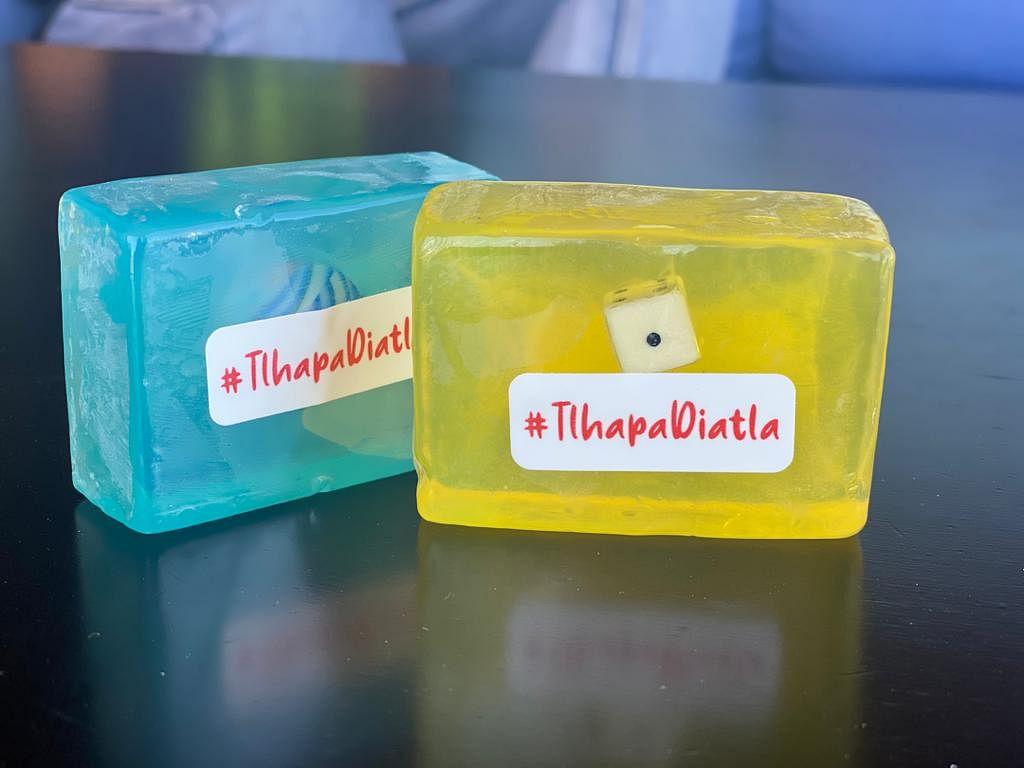 FHI's Tlhapa Diatla Campaign Promotes Hand-Washing For COVID-19