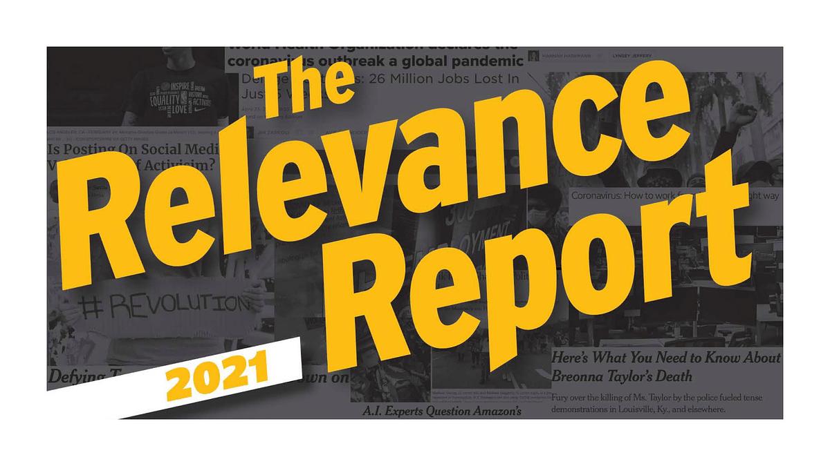 USC ASCJ Relevance Report 2021