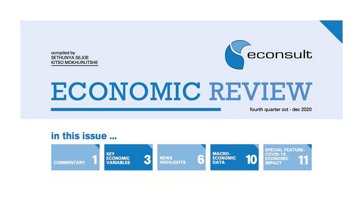 Econsult Review 2020 4th Quarter
